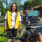 Frank Spatzier in Braniewo (Braunsberg, PL) (Foto: cs)